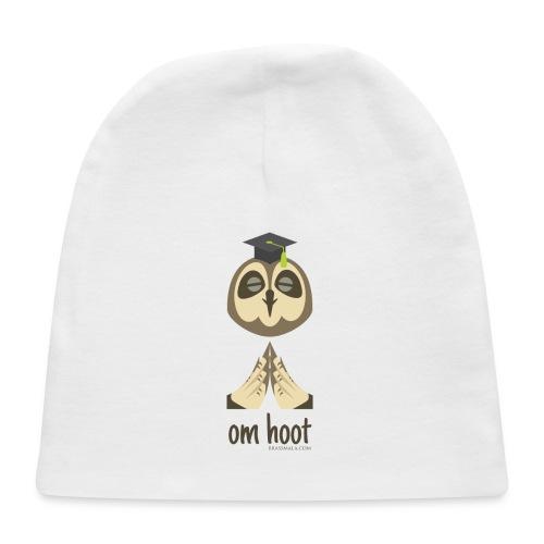 Om Hoot - Owl - Baby Cap