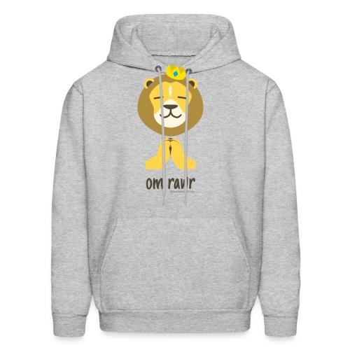 Om Rawr - Lion - Men's Hoodie