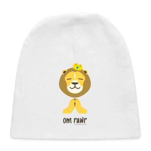 Om Rawr - Lion - Baby Cap
