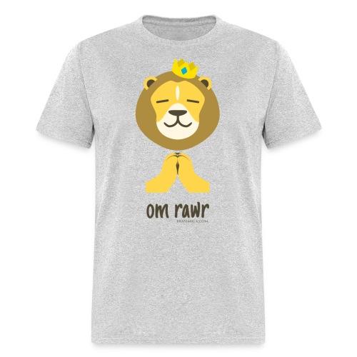 Om Rawr - Lion - Men's T-Shirt