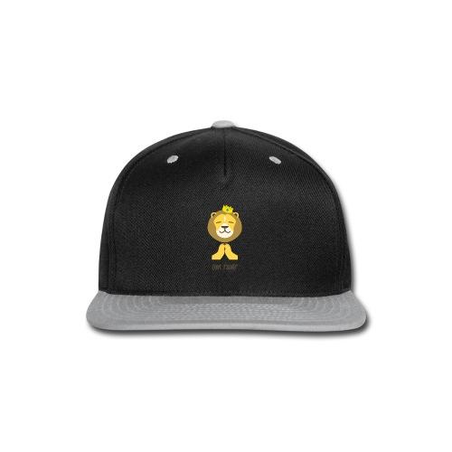 Om Rawr - Lion - Snap-back Baseball Cap