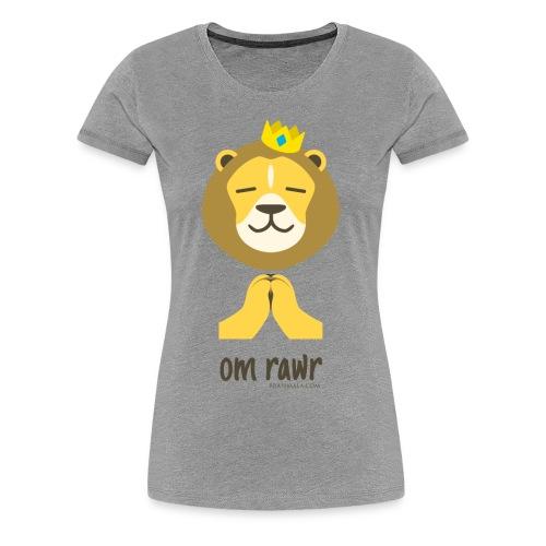 Om Rawr Lion