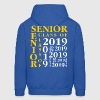 Senior Class Of 2019 Hoodies - Men's Hoodie