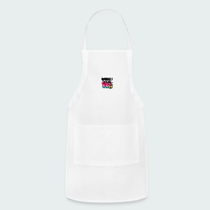 One Tuff N.E.R.D.... TNN RAW LADIES - Adjustable Apron