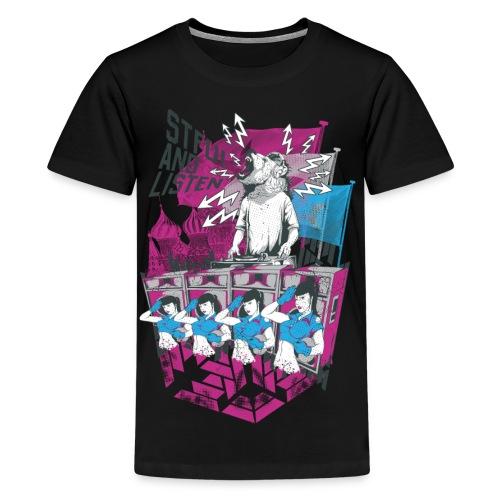 STFU and Listen - Kids' Premium T-Shirt