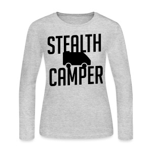 Stealth Camper - Women's Long Sleeve Jersey T-Shirt