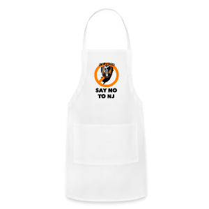 Say NO to NJ – Men's T-Shirt - Adjustable Apron