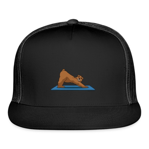 Oh So Yoga - Downward Dog - Trucker Cap