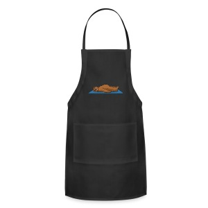 Oh So Yoga - Savasana - Adjustable Apron