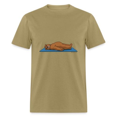 Oh So Yoga - Savasana - Men's T-Shirt