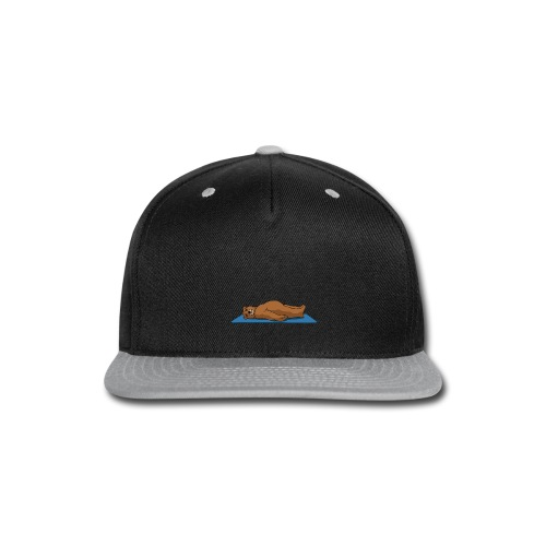 Oh So Yoga - Savasana - Snap-back Baseball Cap