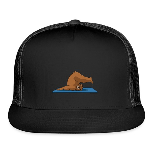 Oh So Yoga - Plow - Trucker Cap