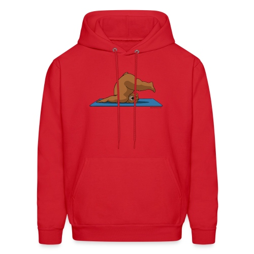 Oh So Yoga - Plow - Men's Hoodie