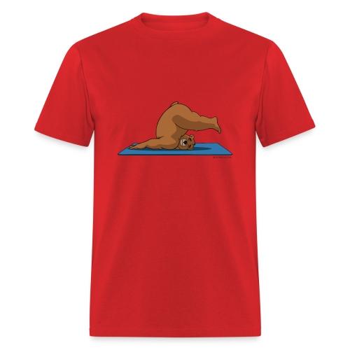Oh So Yoga - Plow - Men's T-Shirt