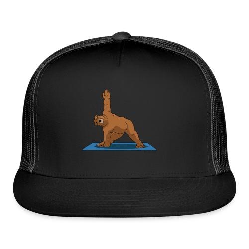 Oh So Yoga - Triangle - Trucker Cap
