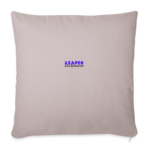 Leaper Water Bottle - Throw Pillow Cover