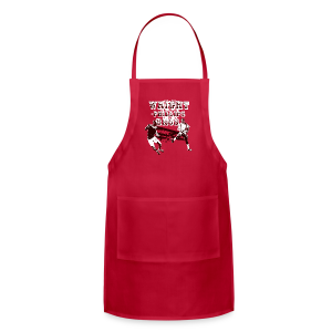 Wright-Phillips Brothers – Red Men's T-Shirt - Adjustable Apron