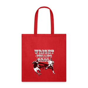 Wright-Phillips Brothers – Red Men's T-Shirt - Tote Bag