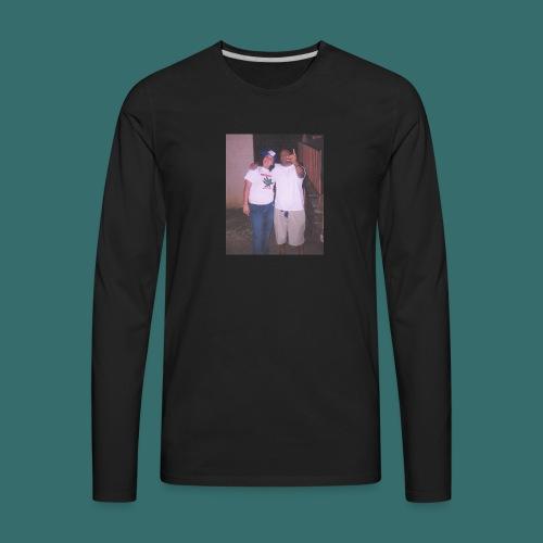 Kapesi #nohashtag - Men's Premium Long Sleeve T-Shirt