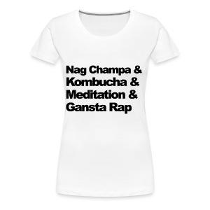 Nag Champa - Women's Premium T-Shirt