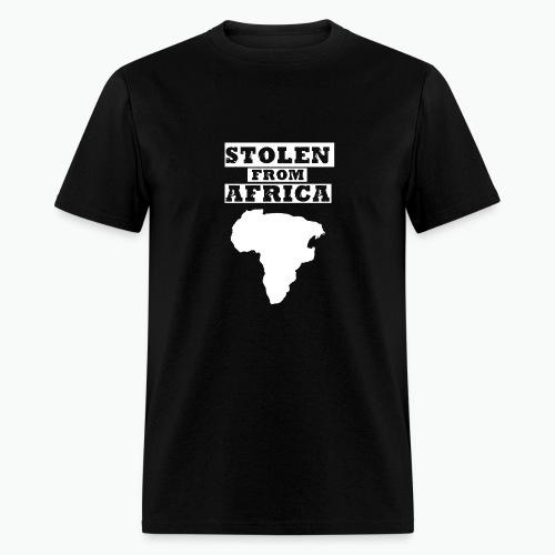 Stolen From Africa Toddler Premium T-Shirt (White Logo) - Men's T-Shirt