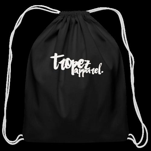 Tropez Apparel Tee - Cotton Drawstring Bag