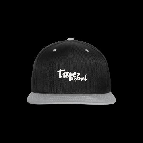 Tropez Apparel Tee - Snap-back Baseball Cap