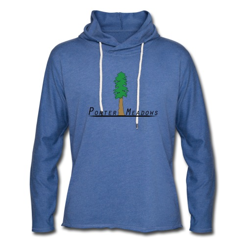 The Meadow - Unisex Lightweight Terry Hoodie