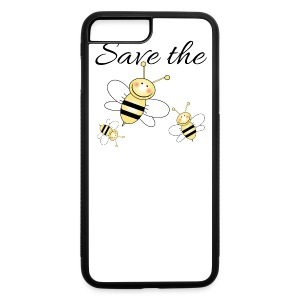 Save The Bees - iPhone 7 Plus/8 Plus Rubber Case