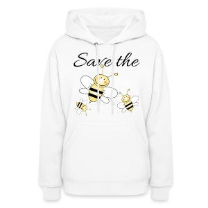 Save The Bees - Women's Hoodie