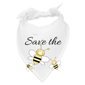 Save The Bees - Bandana