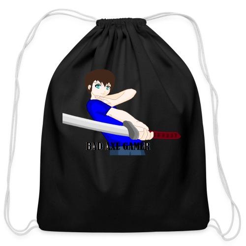 BadAxe Gamer #1 - Cotton Drawstring Bag
