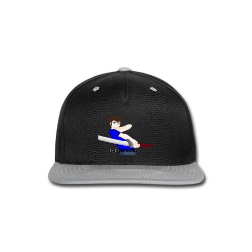 BadAxe Gamer #1 - Snap-back Baseball Cap