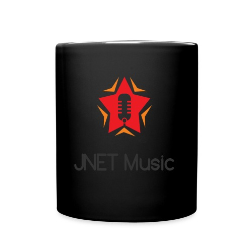 JNET Music Tote Bag - Full Color Mug