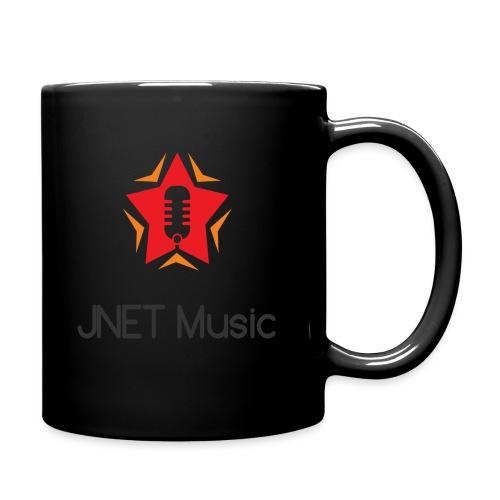 JNET Music Tote Bag - Full Color Mug