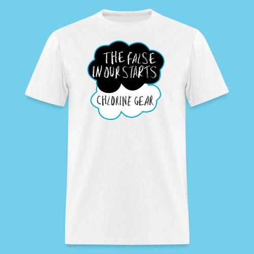 The False in Our Starts Men's LS - Men's T-Shirt
