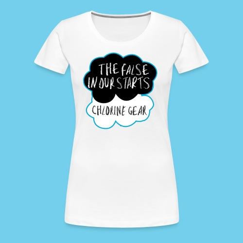 The False in Our Starts Men's LS - Women's Premium T-Shirt