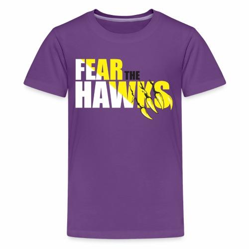 Ladies Hawks Tshirt - Kids' Premium T-Shirt