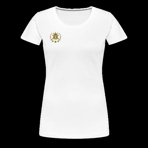 Women's Maternity t-shirt - Women's Premium T-Shirt