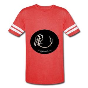 crazy guitar - Vintage Sport T-Shirt