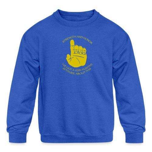Kid's Crewneck Sweatshirt