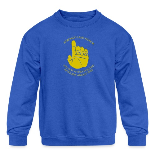 Kids' Crewneck Sweatshirt