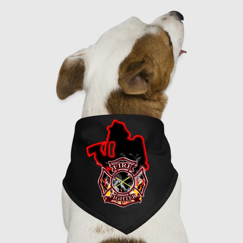 Fire house dog  - Dog Bandana