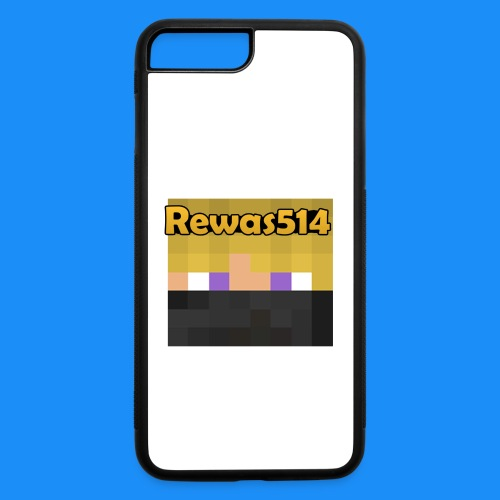 Rewas514 Cup (w/ Face & Name) - iPhone 7 Plus/8 Plus Rubber Case