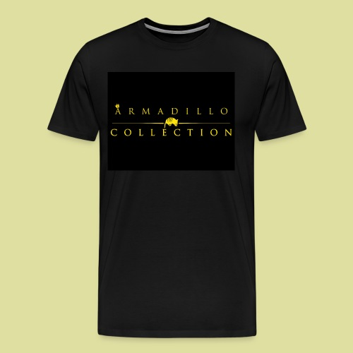Armadillo GOLD Collection Tees - Men's Premium T-Shirt