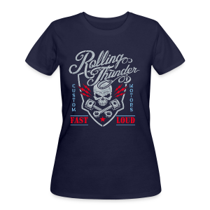 Rolling Thunder Motors - Women's 50/50 T-Shirt
