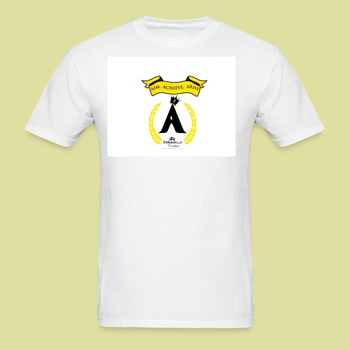 THE ALMA MATER 3 A's - Men's T-Shirt
