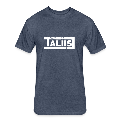 Taliis Shirt - Fitted Cotton/Poly T-Shirt by Next Level