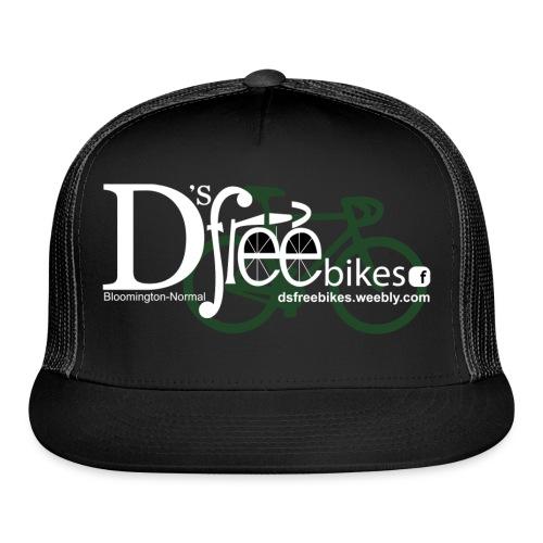 womens-D'sfreebikes Shirt - Trucker Cap