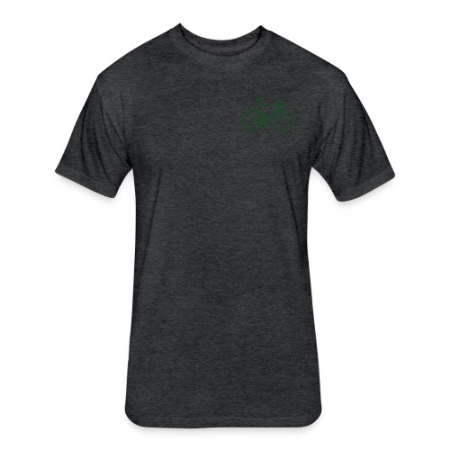 womens-D'sfreebikes Shirt - Fitted Cotton/Poly T-Shirt by Next Level